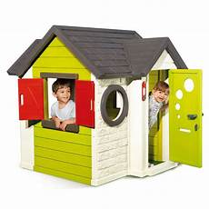 maison plastique jouet cabanes abri jardin