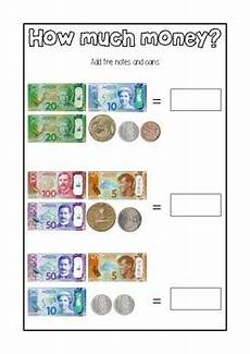 free printable money worksheets nz 2260 new zealand money worksheets by m a loving tpt