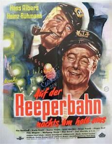 Poster Zum Auf Der Reeperbahn Nachts Um Halb Eins