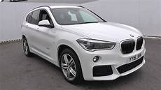 Used 2016 Bmw X1 Xdrive 18d M Sport 5dr For Sale In East