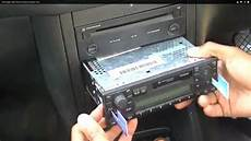 autoradio golf 4 volkswagen golf jetta bora radio removal with