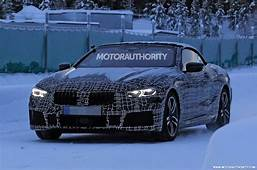 2020 BMW 8 Series Convertible Spy Shots And Video