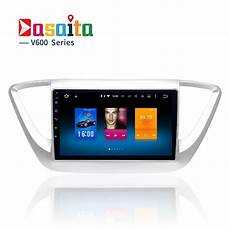 car 2 din android gps navi for hyundai solaris 2017 verna