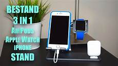 bestand 3 in 1 airpods apple iphone stand