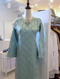 songket kurung pahang from qamilla sacc traditional outfits batik modern outfits