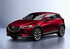 Mazda Cx 3 Suv Facelift 2018 Bilder Ausstattung Motoren