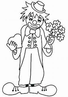 Ausmalbilder Clowns Ausdrucken Ausmalbilder Zum Ausdrucken Clown Ausmalbilder