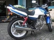 Modif Thunder by Suzuki Thunder 250 Gsx Modif Standart Oto Trendz