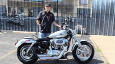 Pre Owned 2012 Harley Davidson Sportster 1200 Custom