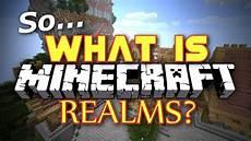 Malvorlagen Minecraft Realms Minecraft So What Is Minecraft Realms