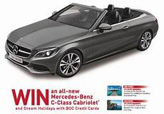 C 180 Cabrio - win an all new mercedes c 180 cabriolet or