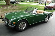 buy used 1976 triumph tr6 base convertible 2 door 2 5l in
