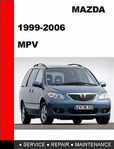 free service manuals online 2006 mazda mpv instrument cluster mazda mpv 1999 2006 workshop factory service repair manual tradebit