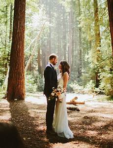 gorgeous nature inspired big sur wedding robin shah