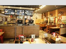 Pizza Hut launches its new open kitchen format store