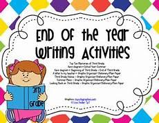 end of year writing activities third grade by sadler teachers pay teachers