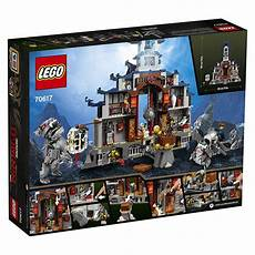 lego ninjago temple of the ultimate weapon playone