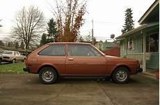 1980 Mazda Glc parked cars 1980 mazda glc