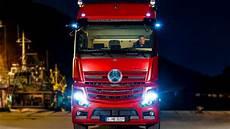 mercedes truck 2019 mercedes actros 2019 high tech truck
