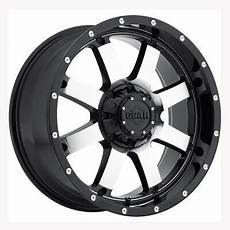 gear alloy 726m big block 20x10 8x165 1 et 19 blk mach face milled qty of 1 ebay