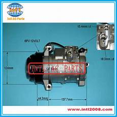 automotive air conditioning repair 2001 jeep grand cherokee auto manual air conditioning ac compressor 2001 2004 jeep grand cherokee 2 7crd 6pk 447220 4840 447180 4620