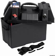 bac à batterie bac 224 batterie osculati power center 318x175x257 accessoires batterie moteur 233 lectrique