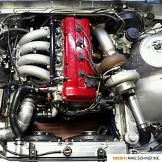 Nissan 240sx Engine