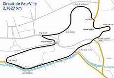 Circuit De Pau Ville Wikip 233 Dia
