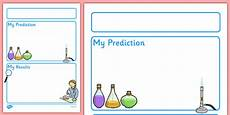 science worksheets ks1 12264 free science investigation experiment recording sheet twinkl