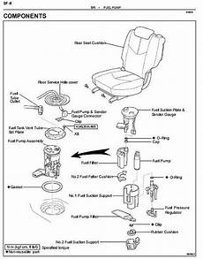 99 fuel filter location fuel strainer filter replacement page 2 clublexus lexus forum discussion