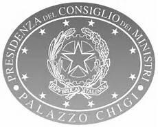 governo italiano presidenza consiglio dei ministri governo della repubblica italiana