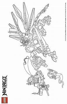 Malvorlagen Ninjago Drachen N 42 Coloring Pages Of Lego Ninjago