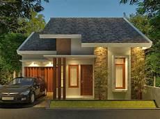 Model Rumah Idaman 1 Lantai 3 Kamar Tidur Gambar Rumah