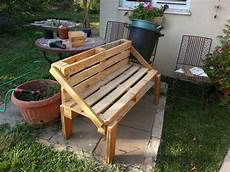 Pallet Bench Project 6 Steps With Pictures