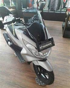 Variasi Pcx New by Jual Aksesoris Windshield Variasi Honda New Pcx Led Tinggi
