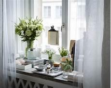 Fensterbank Deko Wohnzimmer