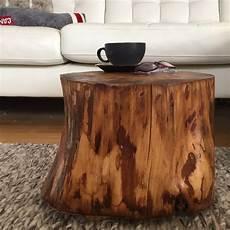 tisch aus baumstamm wurzelholz stump side table log side tables log stool rustic coffee