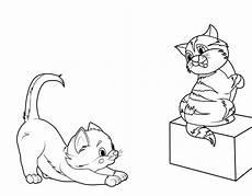 Ausmalbilder Katzen Ausmalbilder Katzen Kostenlos Drucken Cosmixproject