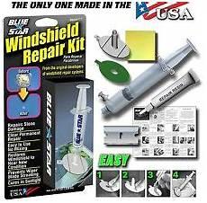 windshield repair kit ebay
