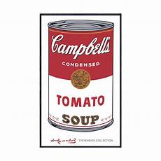 Andy Warhol Cbell S Soup I Tomato 1968 Andy