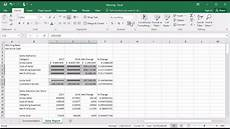 211 how to apply comma sytle to numbers in excel 2016 youtube