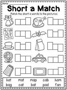 cvc worksheet pre k kindergarten by my teaching pal tpt