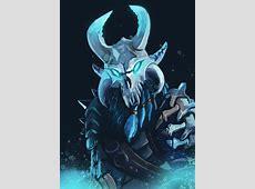 Fortnite Heroes Characters Ragnarok #Displate artwork by