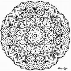 mandala coloring pages 17917 color your stress away with mandala coloring pages skip to my lou