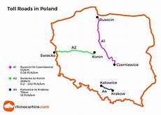 Toll Roads A Guide To Toll Roads In Poland