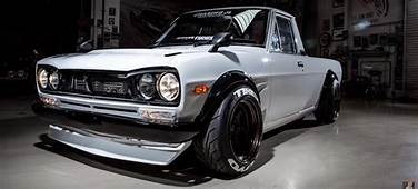 This Datsun Pickup Has The Heart And Face Of A Sports