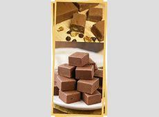chocolate goat milk fudge_image