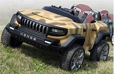 kinder elektroauto henes broon t870 army sand 24 v