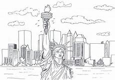 Malvorlagen New York Baby New York Coloring Pages Avec Images