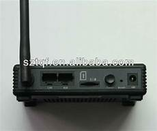 3g Wifi Router With Sim Card Slot With One External
